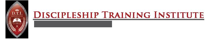 Discipleship Training Institute